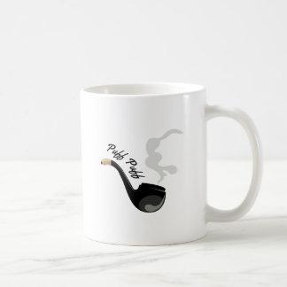 Puff Puff Coffee Mugs