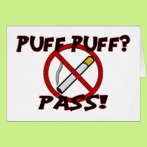 Puff Puff Pass Card