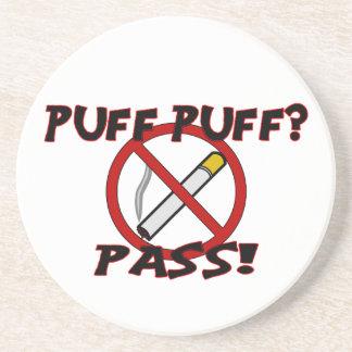 Puff Puff Pass Coaster