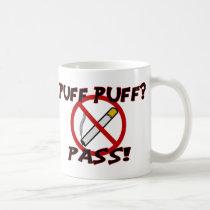 Puff Puff Pass Coffee Mug