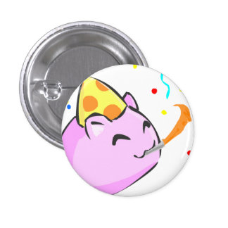 Puff Puggle Party Small Pin