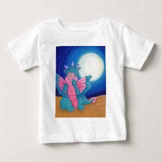 Puff The Magic Dragon Baby T-Shirt