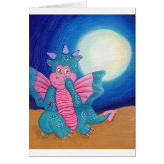 Puff The Magic Dragon Card