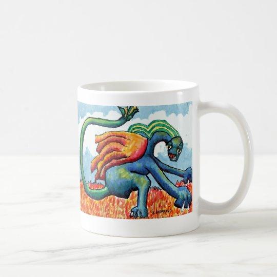 """""""Puff the Magic Dragon"""" Coffee Mug"""