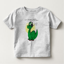 Puff The Magic Dragon Toddler T-shirt