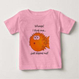 Puffer fish - funny sayings shirt