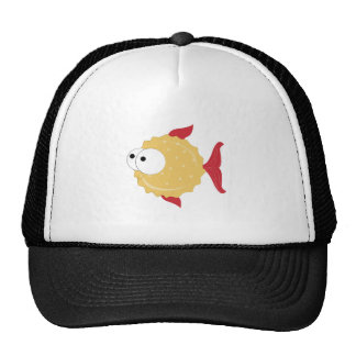 Puffer Fish Trucker Hat
