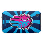 Puffer Fish iPhone 3 Tough Cover