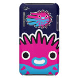 Hand shaped Puffer Fish iPod Touch Case