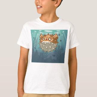 Puffer Fish Kids Shirt