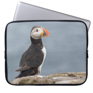Puffin case laptop computer sleeve