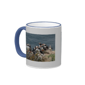 Puffin Convention Ringer Mug