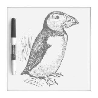 Puffin Dry-Erase Boards