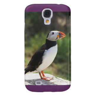 Puffin Galaxy S4 Cover