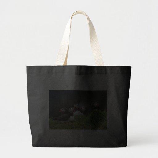 Puffin Gang Canvas Bag