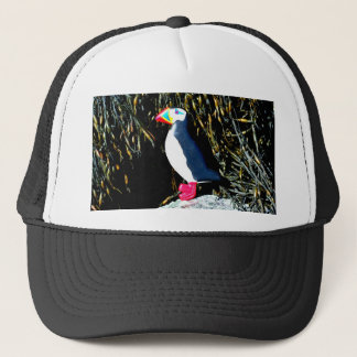 Puffin lovers hat