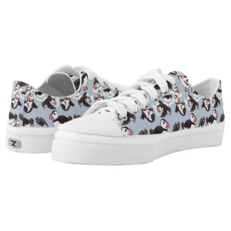 Puffin Low Tops Printed Shoes