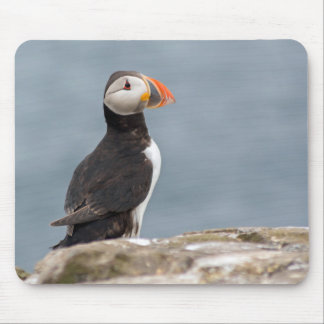 Puffin mouse mat mouse pad