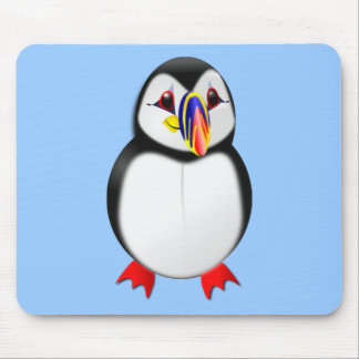 Puffin Mousepads