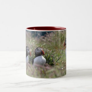 Puffin mug (No. 3)