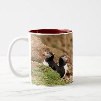 Puffin mug (No. 5)