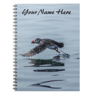 Puffin Note Book