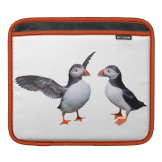 Puffin Pals iPad Sleeve (choose your colour)
