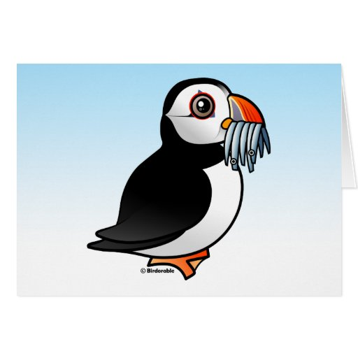 Puffin Prowess Card