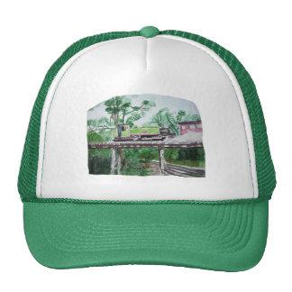 Puffing Billy 2 Trucker Hat
