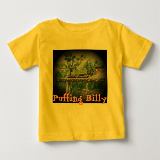 Puffing Billy Baby T-Shirt