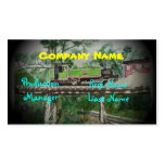 Puffing Billy Business Card