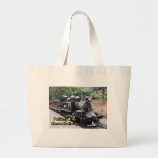 Puffing Billy Historic Steam Train in Australia Bags