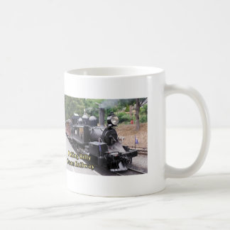 Puffing Billy Historic Steam Train in Australia Coffee Mug
