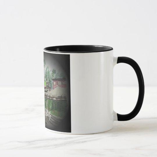 Puffing Billy Mug