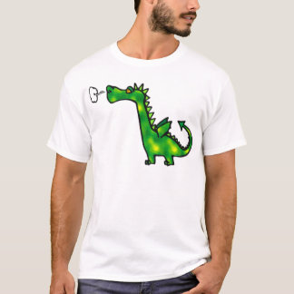 Puffing Little Dragon T-Shirt