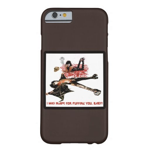 Puffing You Barely There iPhone 6 Case
