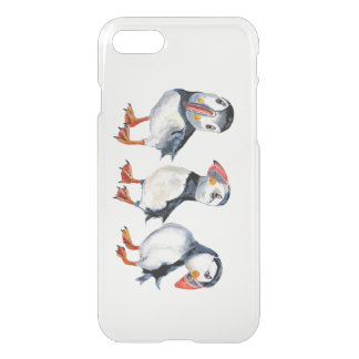 Puffins iPhone 8/7 Case