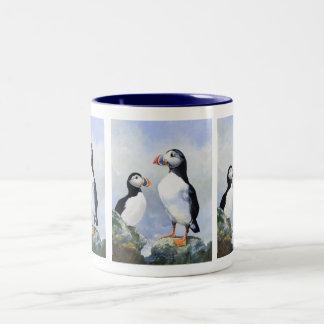 Puffins Mug