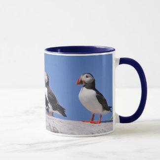 Puffins Mug 3