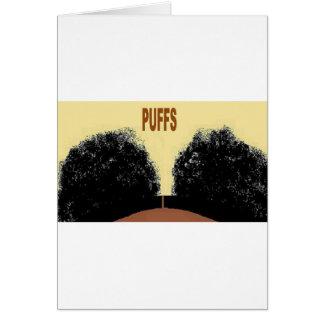 PUFFS CARD