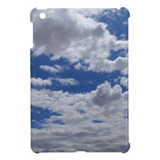 Puffy Blue Sky Clouds Mini iPad Case iPad Mini Cases