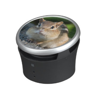 Puffy Cheeked Chipmunk Speaker