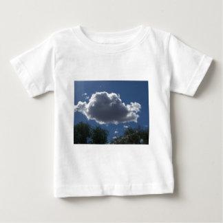 Puffy Cloud Baby T-Shirt