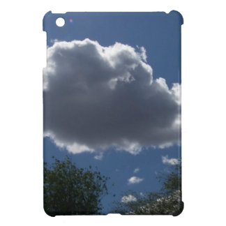 Puffy Cloud iPad Mini Cases