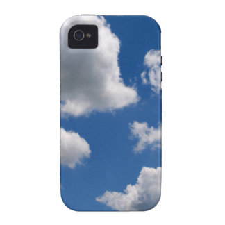 Puffy Clouds iPhone 4/4S Cases