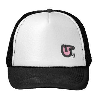 Puffy Pink Trucker Hat