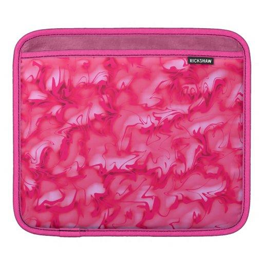 Puffy Swirl iPad Sleeve
