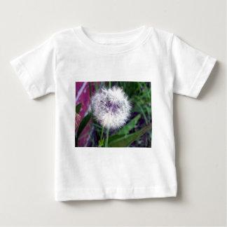 Puffy White Baby T-Shirt