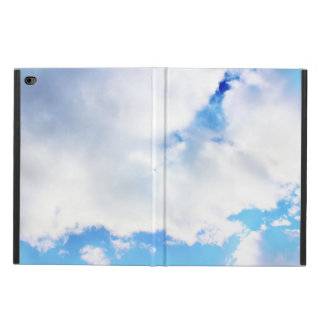 Puffy White Clouds and Blue Sky Powis iPad Air 2 Case
