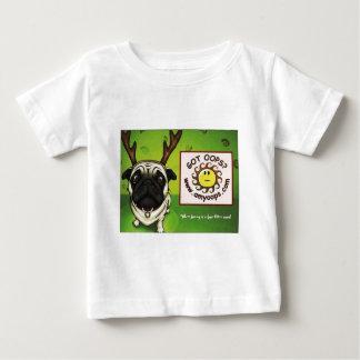 pug2 baby T-Shirt